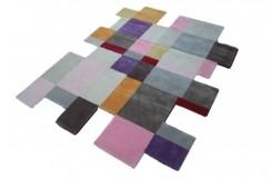 Dywan Brink & Campman Kids Cube 100% akryl 130x190cm nowoczesny design -50% kolorowy