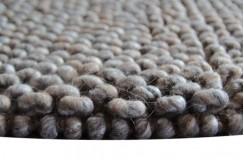 Wełna filcowana jedyny dywan Obsession LOUNGE 440 SAND 160x230cm gruby