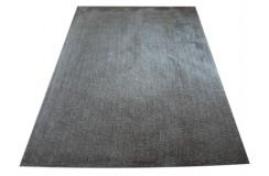 Piękny dywan Shaggy 140x200 SUPER MIĘKKI Luxor Living Wellness szaroniebieski deseń