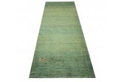 Elegancki, gustowny dywan ręcznie tkany perski Kaszkaj Gabbeh Iran 100% wełna gruby chodnik