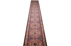 Niezwykły przepiękny dywan Hosseinabad Herati z Iranu 100% wełna gęsto tkany 200x300cm ekskluzywny