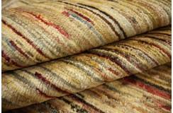 Ręczny tkany dywan Ziegler Gabbeh Pakstan nowoczesny piękne kolory 200x300cm