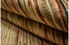 Ręczny tkany dywan Ziegler Gabbeh Pakstan nowoczesny piękne kolory 210x290cm
