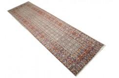 Ręcznie tkany eksklzywny dywan Mud 80x300cm piękny oryginalny chodnik