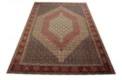 100% wełniany luksusowy dywan Bidjar (Bidżar) Senneh z Iranu 100% wełna najwyższej jakosci motyw heratu 200x300cm