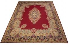 Absolutny unikat dywan Yazd (Jazd) wielki ok 300x400cm 100% wełna cenny jedyny perski kwiatowy