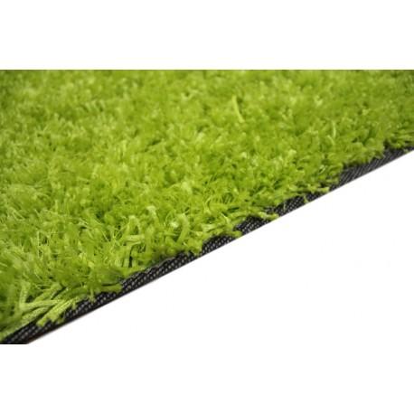 Dywan shaggy Andiamo Ravenna 140x200cm zielony 100% poliester
