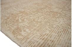 Dywan Luxor Living Morena beżowy Vintage 100% wiskoza 170x240cm ręcznie tkany