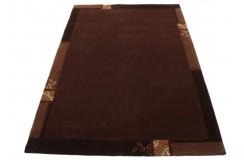 Dywan Luxor Living Chamba jakość i klasa premium 100% WEŁNA 170x240cm brązowy