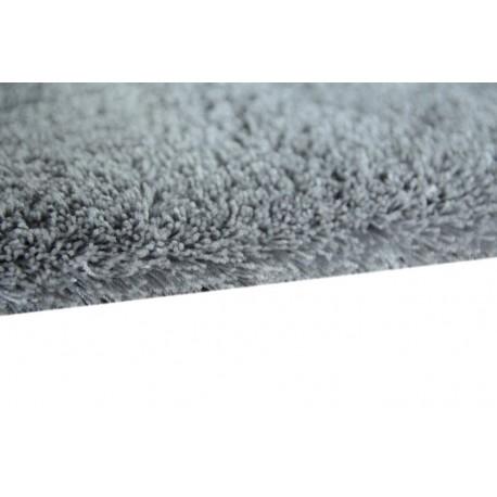 Piękny dywan Shaggy 60x110cm SUPER MIĘKKI Obsession SANSIBAR SANZEE 650 AMBRA szary poliester