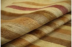 Nowoczesny dywan Ziegler 100% wełna kamienowana ręcznie tkany 200x300cm gabbeh