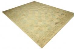 Dywan Ziegler Ariana gabbeh 100% wełna kamienowana ręcznie tkany 200x300 ekskluzywny