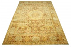 Gustowny dywan Ziegler Mamluk 100% wełna kamienowana ręcznie tkany 250x360cm