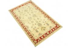 Korowy dywan Ziegler Farahan 100% wełna kamienowana ręcznie tkany 70x140cm