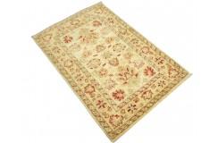 Korowy dywan Ziegler Farahan 100% wełna kamienowana ręcznie tkany 80x121cm