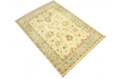 Korowy dywan Ziegler Farahan 100% wełna kamienowana ręcznie tkany 88x125cm