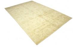 Jasny subtelny dywan Ziegler Farahan 100% wełna kamienowana ręcznie tkany ok 200x300cm