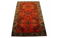Kaukaski gęsto tkany dywan Karabagh Azerbejdżan 133x210cm unikat