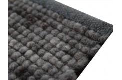 Luksusowy dywan Brinker Carpets Greenland Midnight 228 szary brąz 170x230cm100% wełna owcza dwustronny płasko tkany