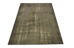 Design Brinker Carpets Grunge 100% akryl 170x230cm vintage płasko tkany szary
