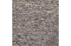 Luksusowy dywan Montèl Rousseau szary brąz 170x230cm 100% wełna owcza dwustronny płasko tkany