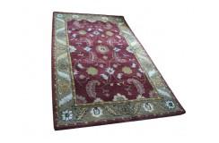 Dywan Persian 100% wełniany 155x245cm z Indii tradycyjny