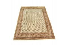 Klasyczny dywan Mir z Indii 166x243cm 100% wełna (Indo-Mir) perski wzór
