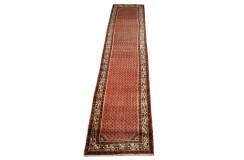 Cenny chodnik Hamadan perski ręcznie tkany 80x390cm Iran