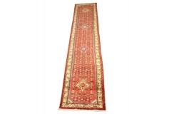 Cenny chodnik Hamadan perski ręcznie tkany 80x367cm Iran