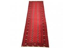 Afgan Mauri oryginalny chodnik 100% wełniany dywan z Afganistanu 100x350cm ręcznie tkany Buchara