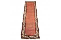 Ludowy chodnik Hamadan perski ręcznie tkany 80x300cm Iran