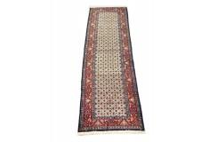 Ręcznie tkany ekskluzywny dywan Mud Moud chodnik 80x300cm wełna