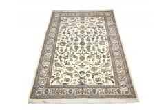 Nain 6la ręcznie tkany dywan z Iranu wełna + jedwab 165x253cm