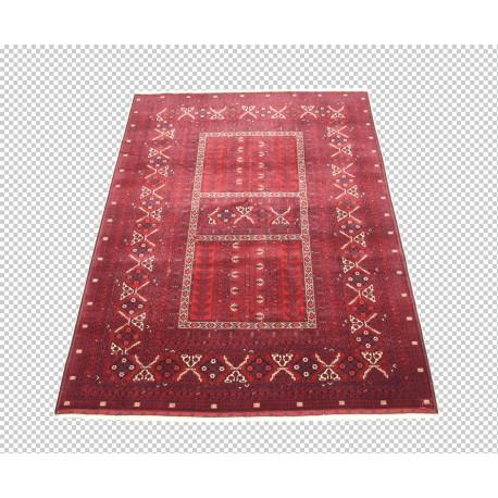Ręcznie tkany oryginalny dywan Kunduz (Afganistan) ekskluzywny 177x230cm tkany na wełnie