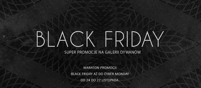 Black Friday w Galerii Dywanów - kody promocyjne oraz super okazja dnia